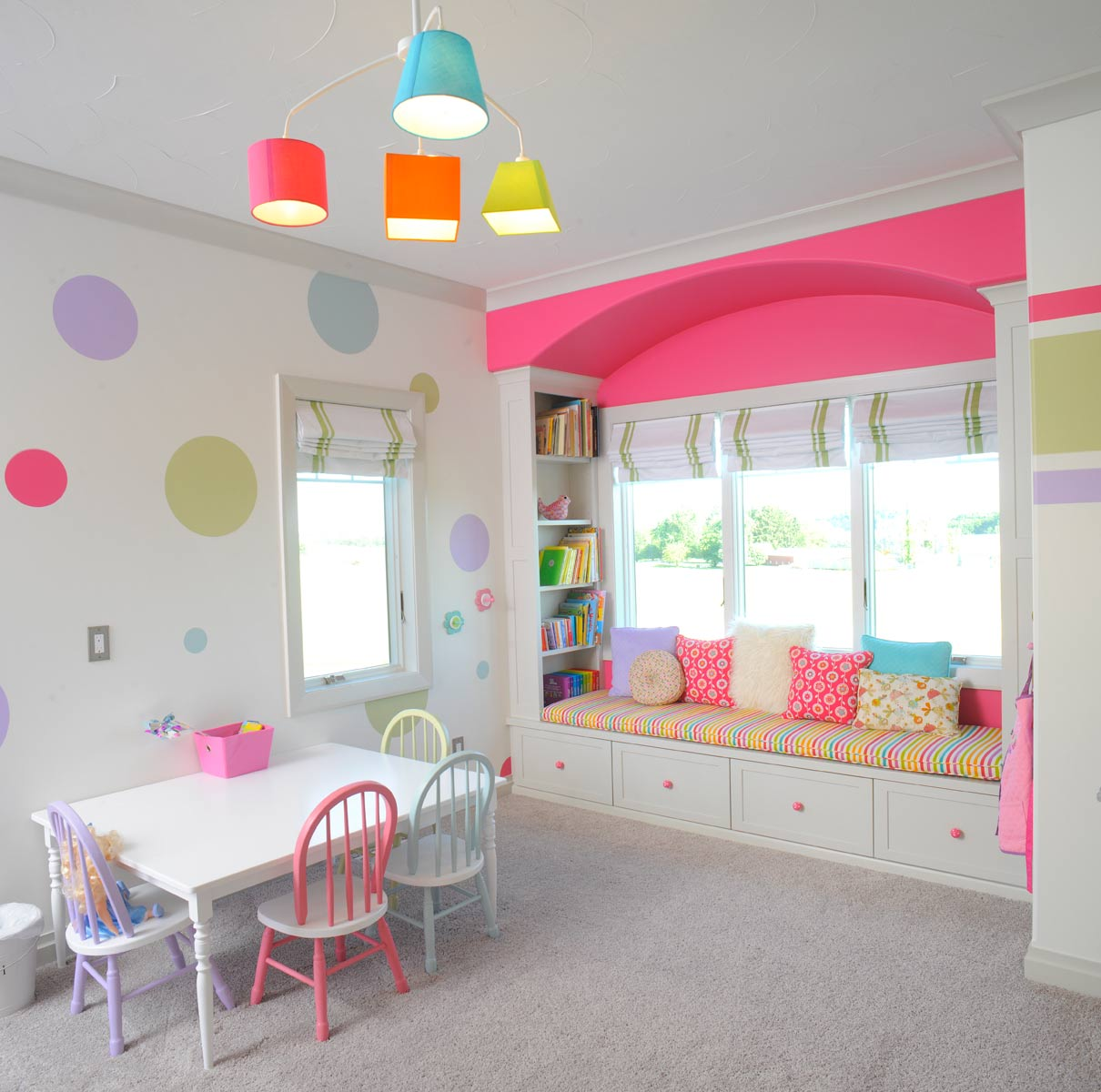 Playroom: Colorful Playroom