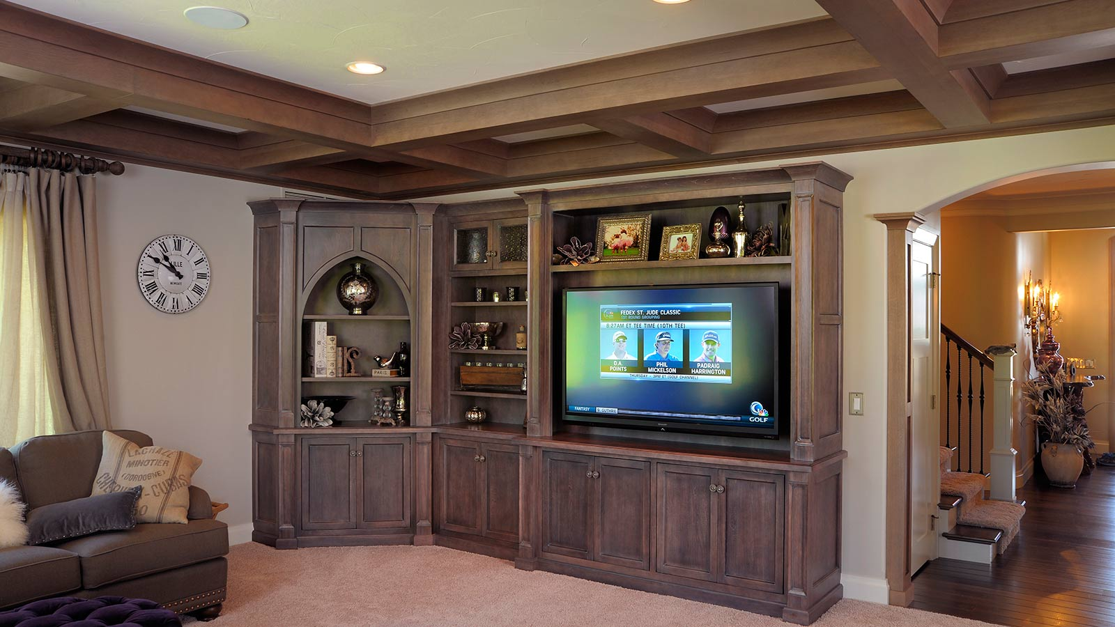 Mullet Cabinet Living Room Entertainment Area