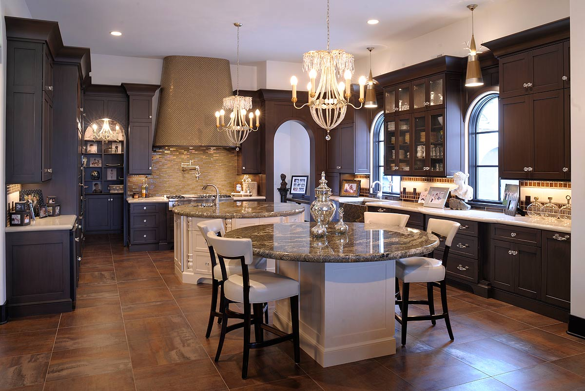 Kitchen Center Island Design