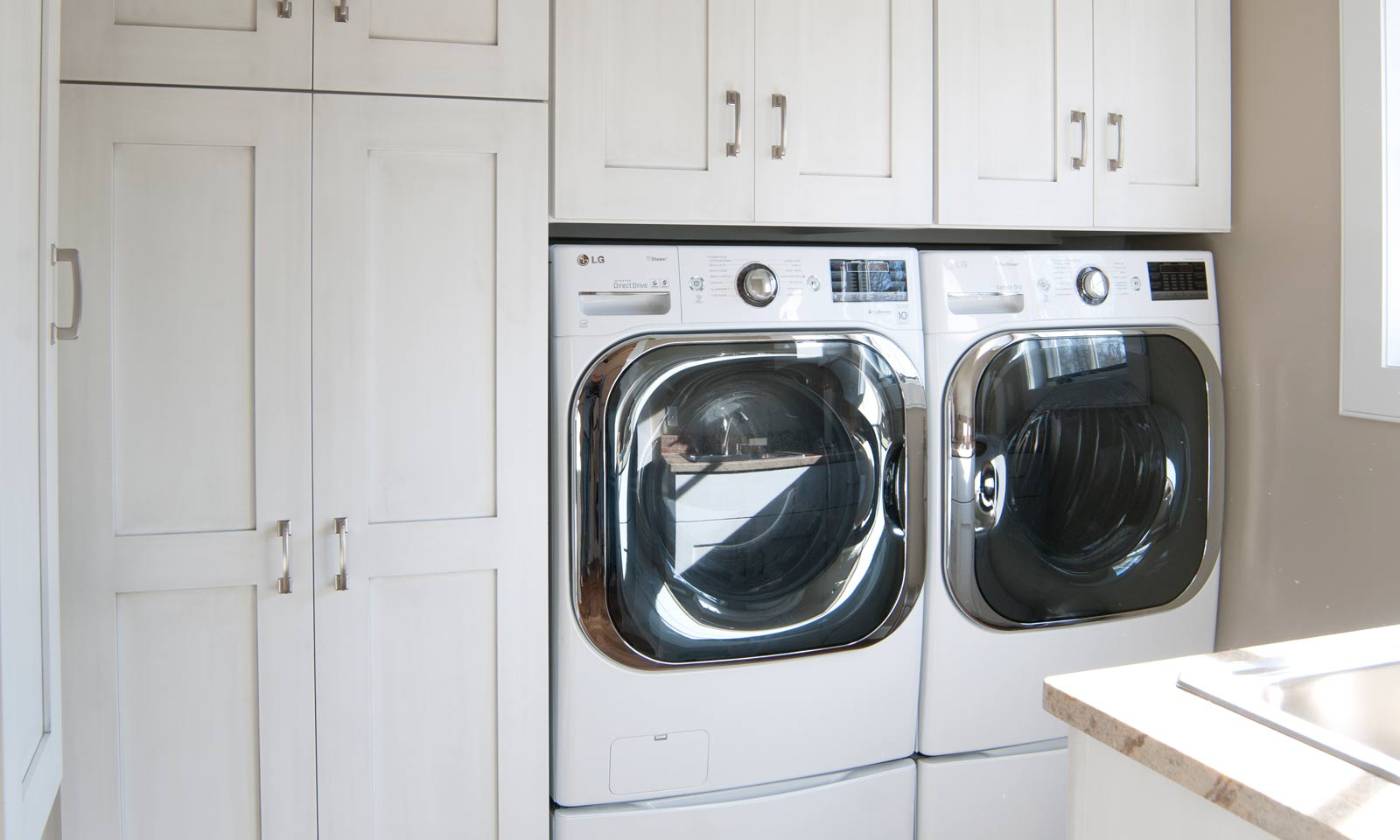 best built in washer dryer