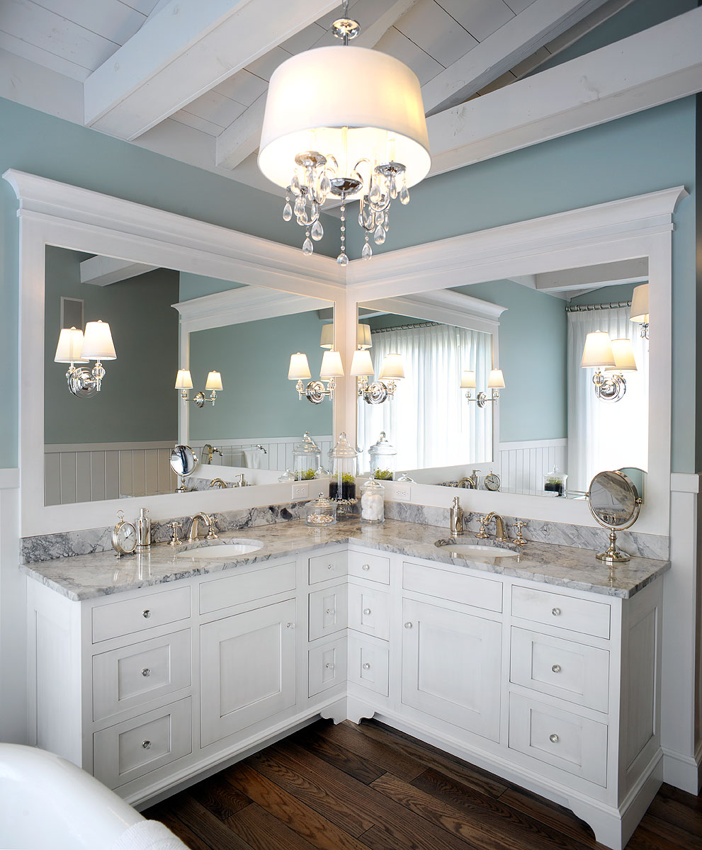 Mullet Cabinet Elegant Master Retreat In Timber Frame Home