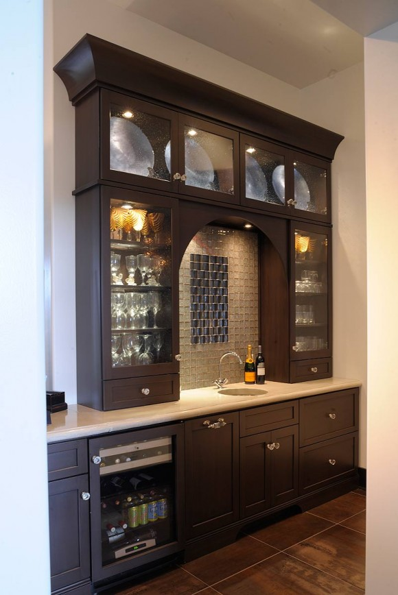 Mullet Cabinet Contemporary Bar