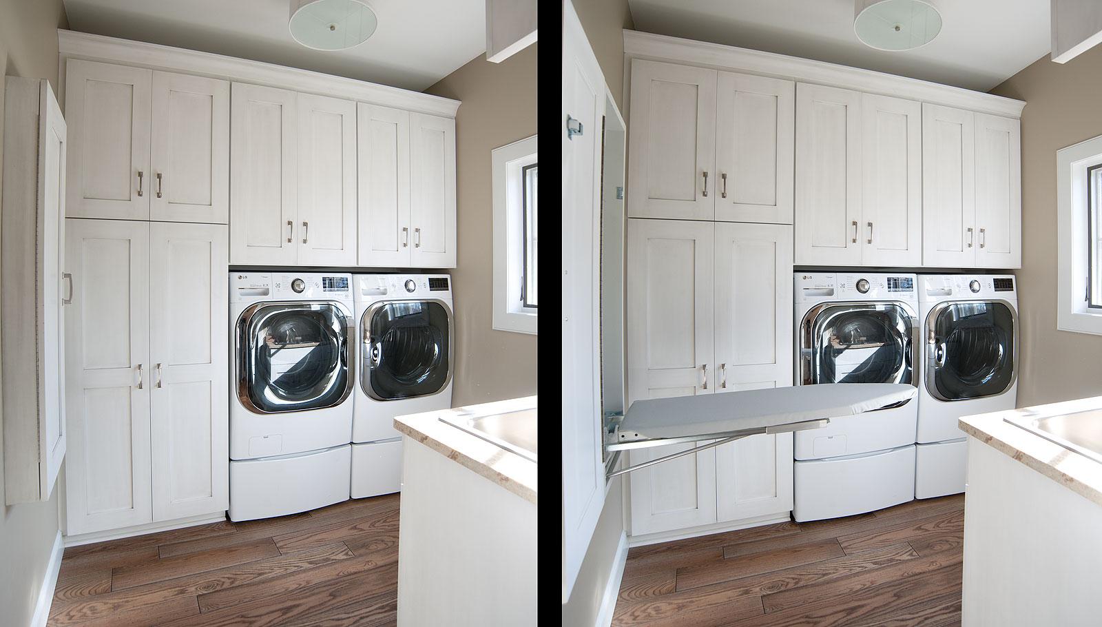 Mullet Cabinet BuiltIn Washer Dryer