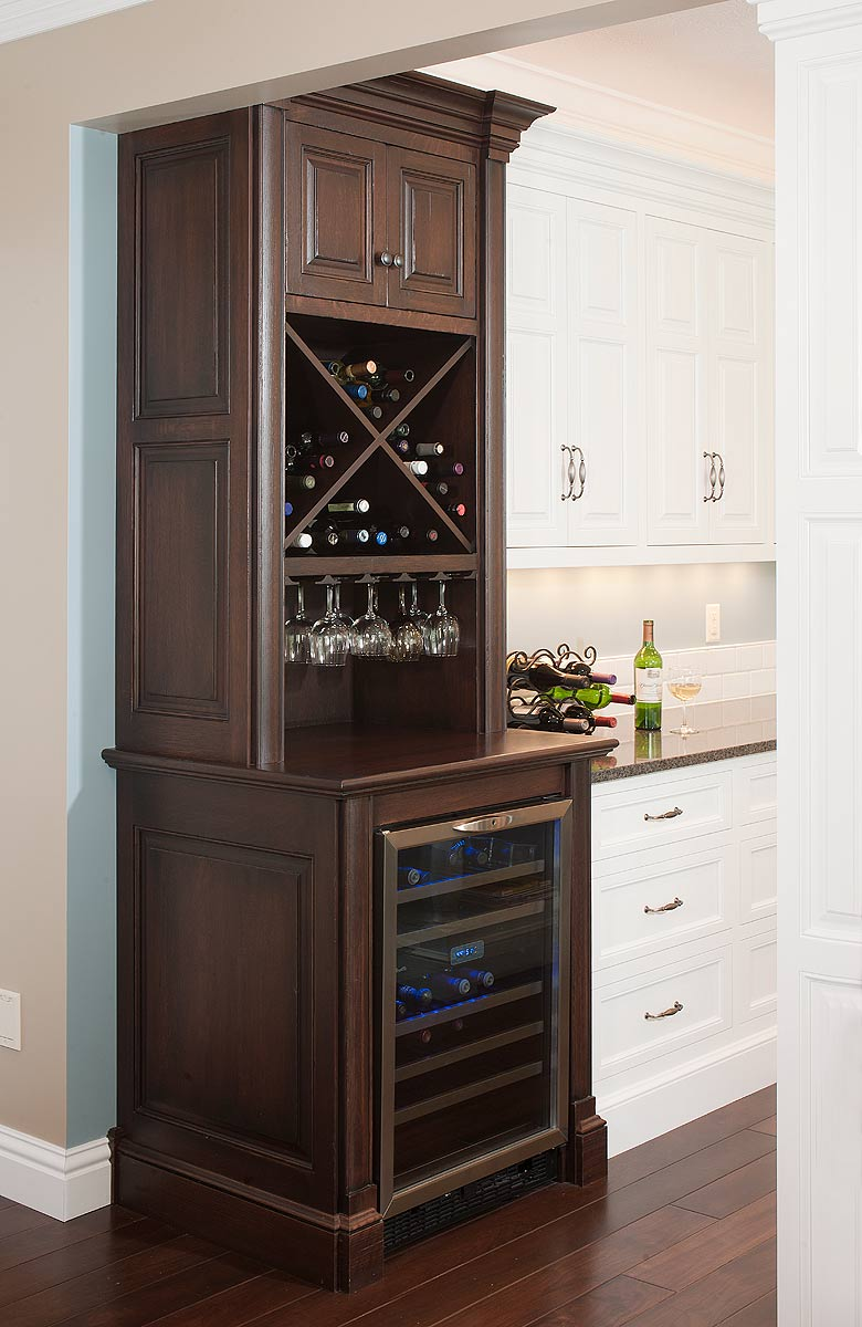Diy Kitchen Wall Cabinets For Liquor
